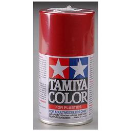Click here to learn more about the Tamiya America, Inc Spray Lacquer TS-18 Metallic Red.