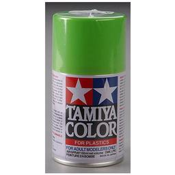 Click here to learn more about the Tamiya America, Inc Spray Lacquer TS-22 Light Green.