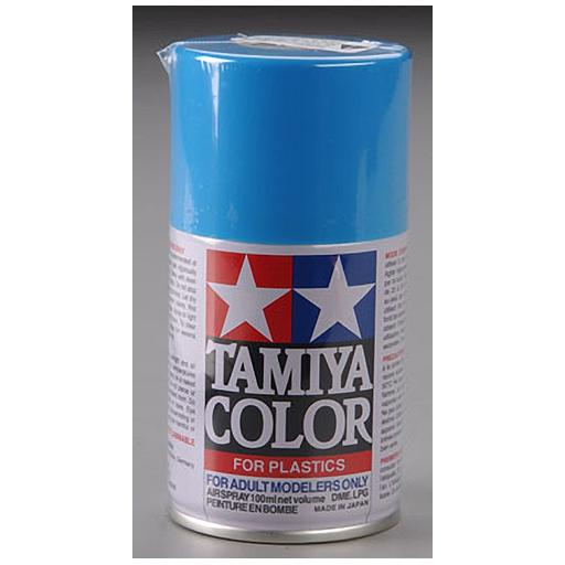 Tamiya America, Inc Spray Lacquer TS-23 Light Blue