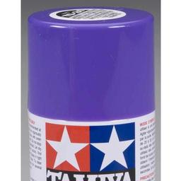 Click here to learn more about the Tamiya America, Inc Spray Lacquer TS-24 Purple.