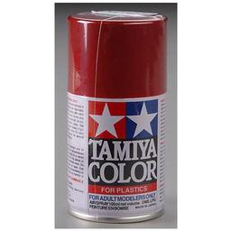 Click here to learn more about the Tamiya America, Inc Spray Lacquer TS-39 Mica Red.