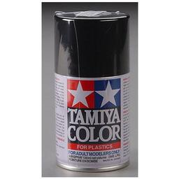 Click here to learn more about the Tamiya America, Inc Spray Lacquer TS-40 Metal Black.