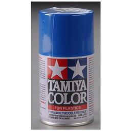 Click here to learn more about the Tamiya America, Inc Spray Lacquer TS-44 Brill Blue.