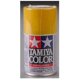 Click here to learn more about the Tamiya America, Inc Spray Lacquer TS-47 Chrome Yellow.