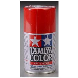 Click here to learn more about the Tamiya America, Inc Spray Lacquer TS-49 Bright Red.