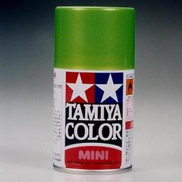 Click here to learn more about the Tamiya America, Inc Spray Lacquer TS-52 Candy Lime.