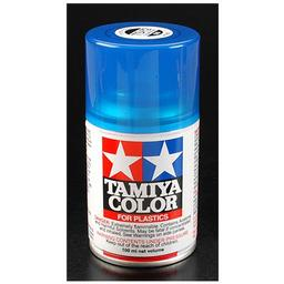 Click here to learn more about the Tamiya America, Inc Spray Lacquer TS-72 Clear Blue.