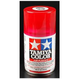 Click here to learn more about the Tamiya America, Inc Spray Lacquer TS-74 Clear Red.