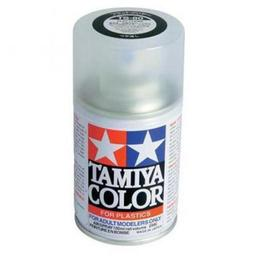 Click here to learn more about the Tamiya America, Inc Spray Lacquer TS-80 Flat Clear.