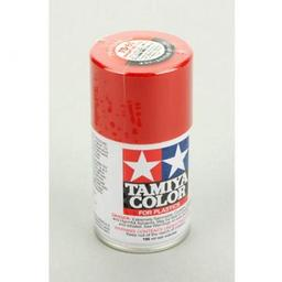 Click here to learn more about the Tamiya America, Inc TS-85 Ferrari Red 100ml Spray.