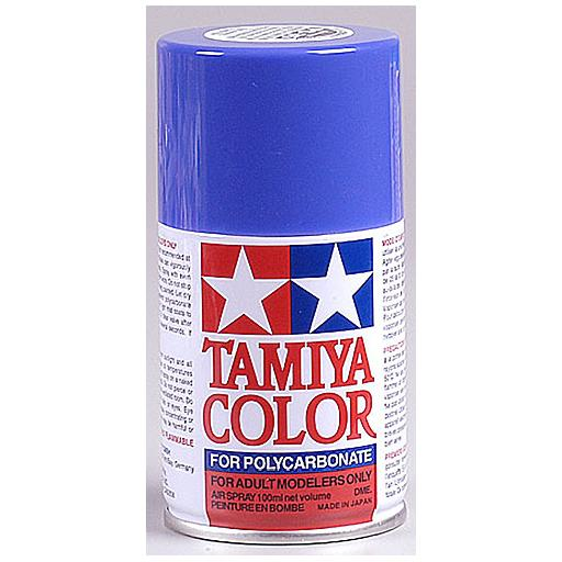 Tamiya America, Inc Polycarbonate PS-35 Blue Violet