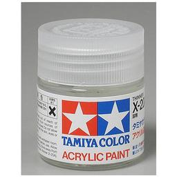 Click here to learn more about the Tamiya America, Inc Acrylic/Poly Thinner X20A,23Ml.