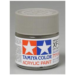 Click here to learn more about the Tamiya America, Inc Acrylic XF20 Flat, Med Grey.