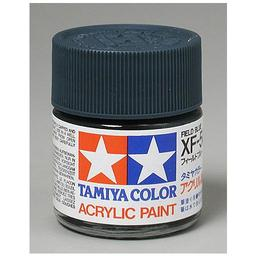 Click here to learn more about the Tamiya America, Inc Acrylic XF50 Flat, Field Blue.