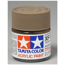 Click here to learn more about the Tamiya America, Inc Acrylic XF52, Flat Earth.