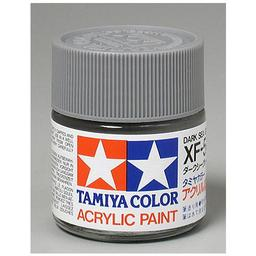 Click here to learn more about the Tamiya America, Inc Acrylic XF54, Flat Dark Sea Gr.