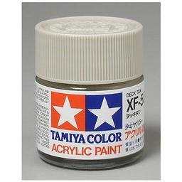 Click here to learn more about the Tamiya America, Inc Acrylic XF55, Flat Deck Tan.