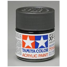Click here to learn more about the Tamiya America, Inc Acrylic XF56, Flat Metal Gray.