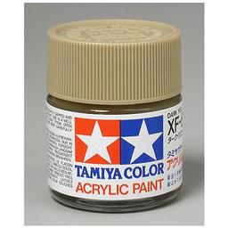 Click here to learn more about the Tamiya America, Inc Acrylic XF60, Flat Dark Yellow.