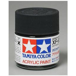 Click here to learn more about the Tamiya America, Inc Acrylic XF63, Flat German Grey.