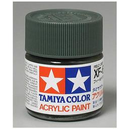 Click here to learn more about the Tamiya America, Inc Acrylic XF65, Flat Field Grey.