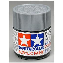 Click here to learn more about the Tamiya America, Inc Acrylic XF66, Flat Light Grey.