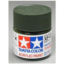 Click here to learn more about the Tamiya America, Inc Acrylic XF67, NATO Green.