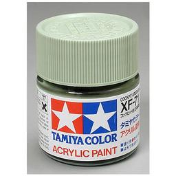 Click here to learn more about the Tamiya America, Inc Acrylic XF71 Cockpit Green.