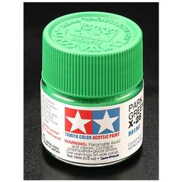 Click here to learn more about the Tamiya America, Inc Acrylic Mini X28, Park Green.
