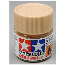 Click here to learn more about the Tamiya America, Inc Acrylic Mini XF15, Flat Flesh.