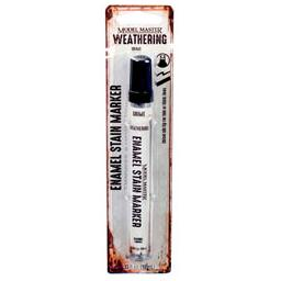 Click here to learn more about the Testor Corp. Model Master .33oz Enamel Stain Markers - Grime.