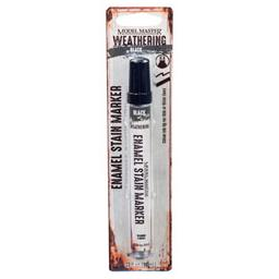 Click here to learn more about the Testor Corp. Model Master .33oz Enamel Stain Markers - Black.