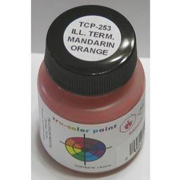 Click here to learn more about the Tru-Color Paint IT Mandarin Orange, 1oz.