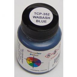 Click here to learn more about the Tru-Color Paint WAB Blue, 1oz.