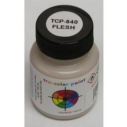 Click here to learn more about the Tru-Color Paint Brushable Flat Flesh, 1oz.