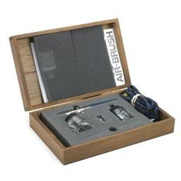 Click here to learn more about the Badger Air-Brush Co. 150 Airbrush Set with Wood Case.
