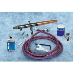 Click here to learn more about the Paasche Airbrush Company Talon Set Double Action: Internal Mix.