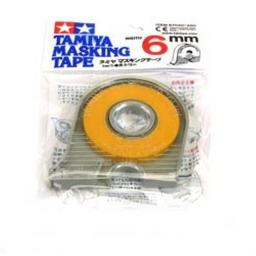 Click here to learn more about the Tamiya America, Inc Masking Tape, 6mm.