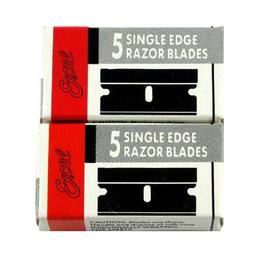 Click here to learn more about the Excel Hobby Blade Corp Single Edge Utility (10).
