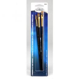 Click here to learn more about the Testor Corp. FLAT BRUSHES-SET OF 3.