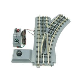 Click here to learn more about the M.T.H. Electric Trains O-31 Realtrax Remote Right-Hand Switch.