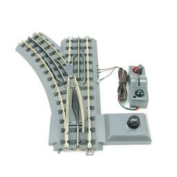 Click here to learn more about the M.T.H. Electric Trains O-31 Realtrax Remote Left-Hand Switch.