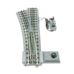 Click here to learn more about the M.T.H. Electric Trains O-72 Realtrax Remote Left-Hand Switch.