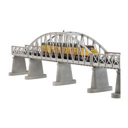 Click here to learn more about the M.T.H. Electric Trains O Steel Arch Bridge, Silver.