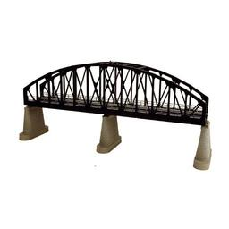 Click here to learn more about the M.T.H. Electric Trains O Steel Arch Bridge, Black.