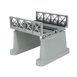 Click here to learn more about the M.T.H. Electric Trains O 2-Track Girder Bridge, Silver.