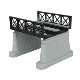 Click here to learn more about the M.T.H. Electric Trains O 2-Track Girder Bridge, Black.