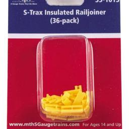 Click here to learn more about the M.T.H. Electric Trains S S-Trax Insulated Railjoiner (36).