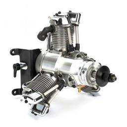Click here to learn more about the Saito Engines 33cc 3 Cylinder gas radial: BS.