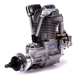 Click here to learn more about the Saito Engines FG-40 Gas Single Cylinder Engine: BQ.